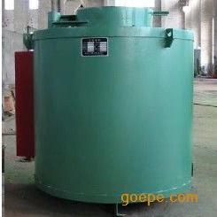 全纤维大型井式热处理炉,井式坩埚熔炼炉