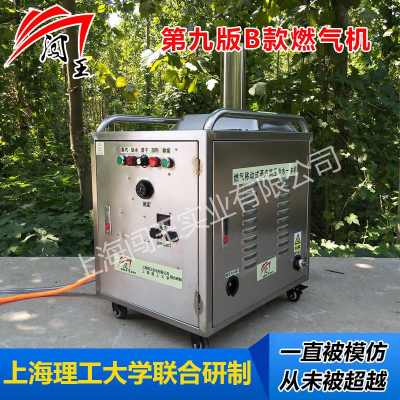 闯王CWC09B燃气洗车机 移动洗车机 上门清洗机