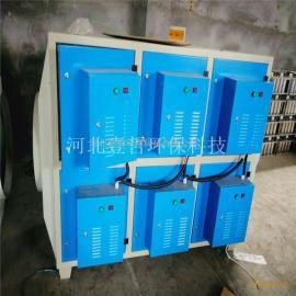 定制 等离子废气净化器处理油烟 低温等离子油烟净化器 环保达标