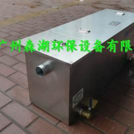 供应山西饮食连锁3吨无动力油水分离器
