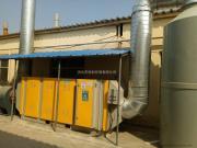 恒科光氧净化器YLCL-5000喷漆专用