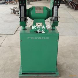 加强版M3025除尘式砂轮机三相电落地式安全环保型砂轮机