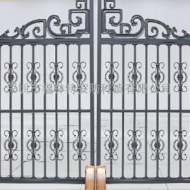 FLT铝艺别墅门厂家直销、免安装费