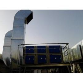榆林注塑废气处理设备安装