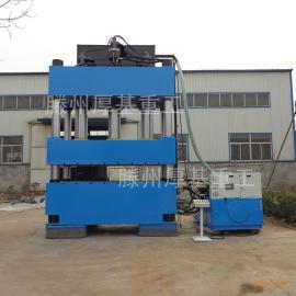 供应Y32-1000T金属拉伸液压机树脂井盖成型机