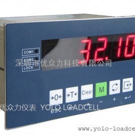 XK3101-K称重显示器DEF-500KG称重S型传感器