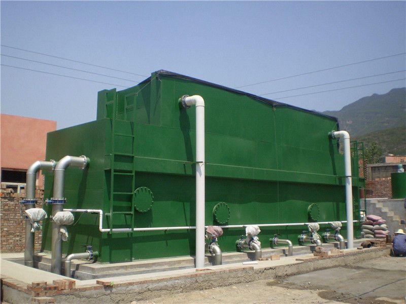 陕西油田污水处理设备优点