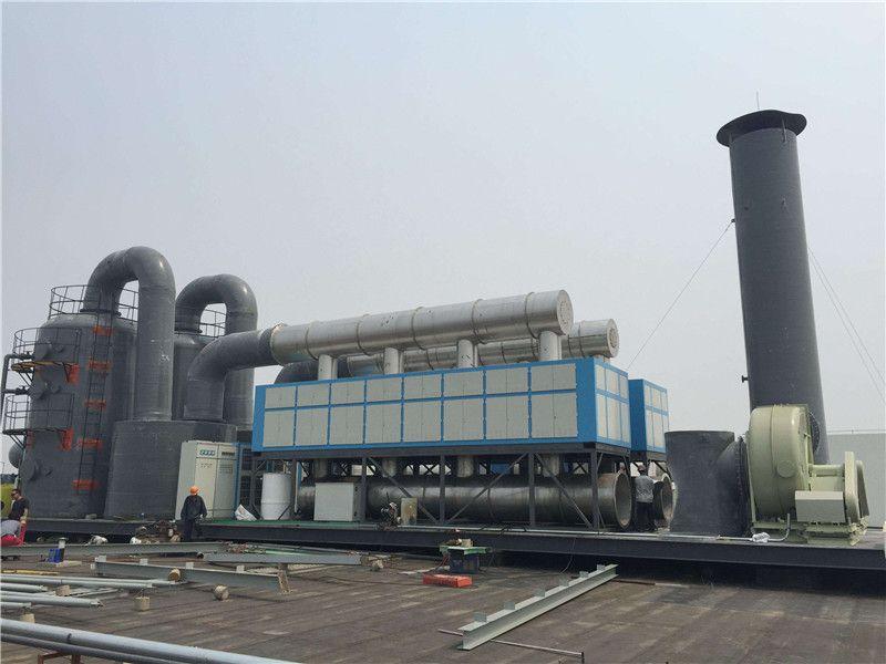 西安印刷厂废气净化设备优点