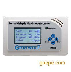 美国GrayWolf FM801多模式阿尼林查看仪,百货促销