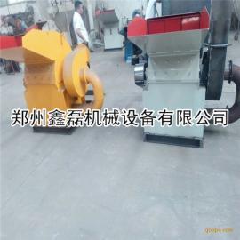 郑州移动式柴油动力木材粉碎机家具厂下脚料粉碎机厂家