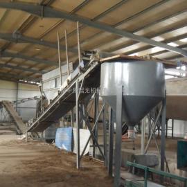 中豫瑞光有机肥成套设备的维修对生产线起到至关重要的作用