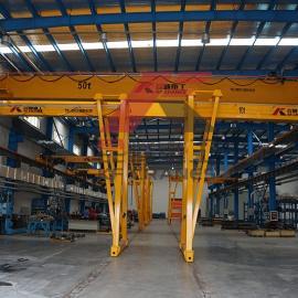 产品品牌零售10吨20吨机动双梁桥式叉车叉车