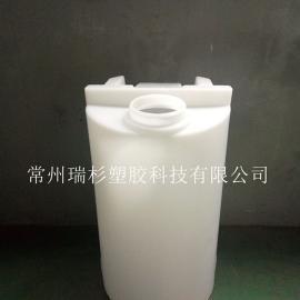 瑞杉100L塑料加药箱,滚塑一次成型,耐酸碱抗老化,可定制