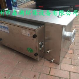 厂家批发3吨小型高效餐饮不锈钢全自动油水分离器