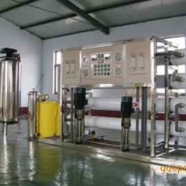 昆山2T/H二级反渗透设备;双级反渗透纯水设备