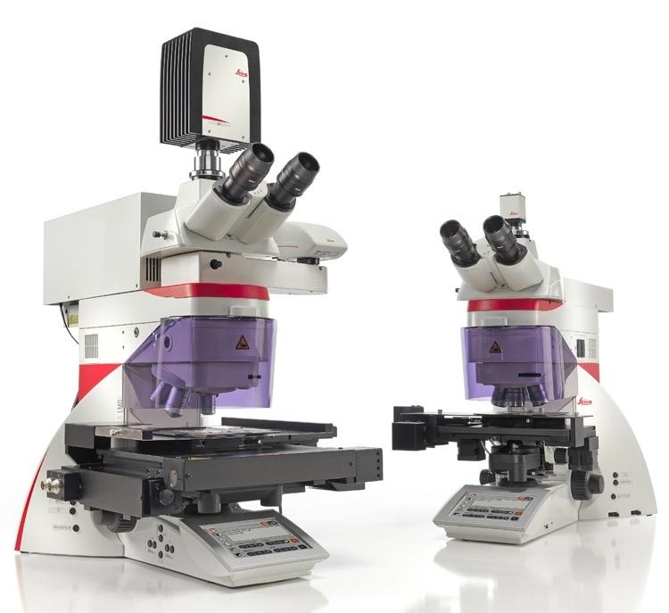 激光摄取显微切割仪