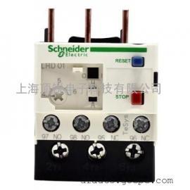 施耐德 热过载继电器,LRD16C