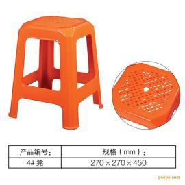 厂家大量直销家日常生活用的塑料方凳全新料价格优惠
