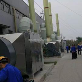 扬中合成洗涤剂厂废气处理设备,工业设备
