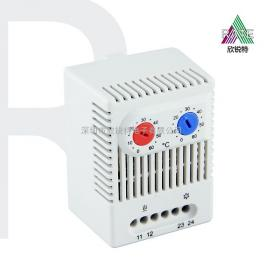 供应RZR011电柜温控器双恒温器