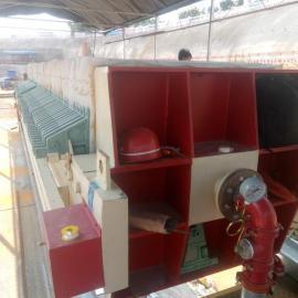 明华品牌压滤机 固液分离板框压滤机 污水处理专用压滤机