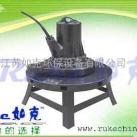 如克QSB型潜水射流曝气机选型