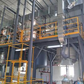 惠州环保工程塑料厂废气处理设备UV光催化设备