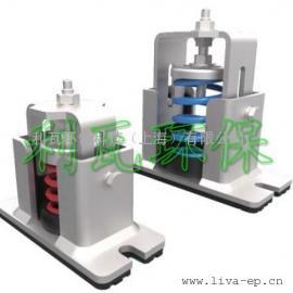 BK弹簧式减震器,冷却水塔减震器,弹簧式避震器,