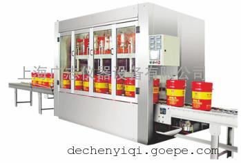 全自动称重灌装机 自动对口称重灌装机30升60升200升