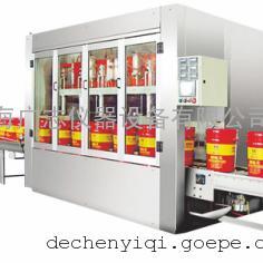 全自动灌装机生产线 全自动灌装机批发生产