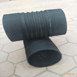 厂家热销伸缩胶管 大口径伸缩橡胶管 伸缩波纹管 品质保证
