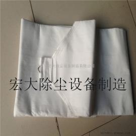 清灰器/清灰布袋 常温花纹针刺毡清灰布袋