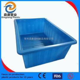 供应各种型号规格耐高温食品级方塑料箱