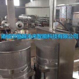 恒越未来HYWL-400L辣椒榨汁机,果蔬压榨脱水机