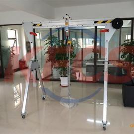 舞台移动小型龙门起吊机供应商
