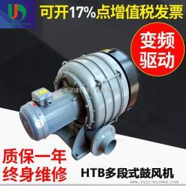 厂家直销HTB100-203多段式鼓风机 食品机械专用风机