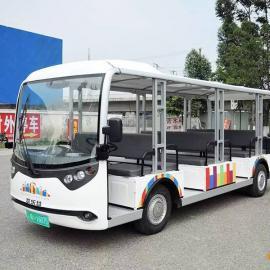 23座电动景区观光车,厂家直销电动观光车,电瓶四轮观光车