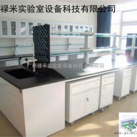 学校实验室 解生理室/炮制室中央台 边台试剂架 通风柜