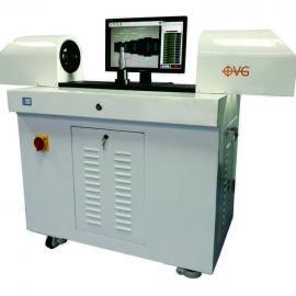 卧式快速闪测影像仪 卧式一键式影像仪 轴类一键式测量仪
