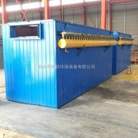 中温高温覆膜布袋DMC型单机脉冲布袋除尘器耐150-300度工况