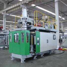 5L塑料机油桶生产机器 塑料吹塑机