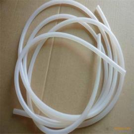 厂家供应 透明硅胶管 食品级 无味透明 硅橡胶软管