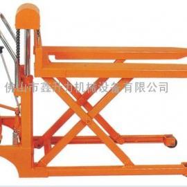 机械剪式搬运车高升程液压搬运车升高车批发搬运车