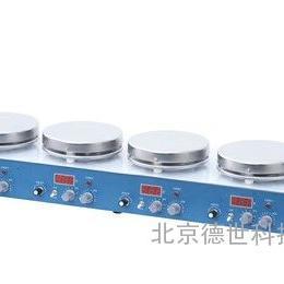 H01-1D六联恒温数显磁力搅拌器-全新优惠