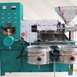 厂家热销 花生榨油机的压榨过程工艺