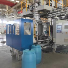 塑料圆桶生产机器设备厂家