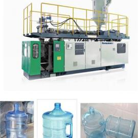 全自动5加仑PC矿泉水桶机器