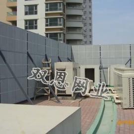 空调机组声屏障|百叶窗空调机组声屏障|空调机组声屏障造价