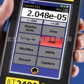 美��手持式光��度�射��度�y量系�yILT2400