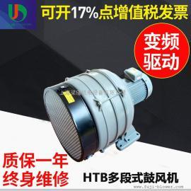 厂家直销HTB100-304多段式鼓风机 食品机械专用风机